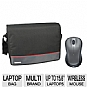 Alternate view 1 for Microsoft 39012 Laptop Messenger Bag Bundle
