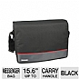 Alternate view 1 for Microsoft 39012 Laptop Messenger Bag