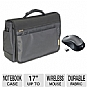 Microsoft 39001 17&quot; Inch Impact Messenger B Bundle