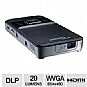 Alternate view 1 for Optoma PK201 Pico Pocket Projector 