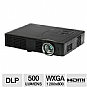 Alternate view 1 for Optoma ML500 WXGA Portable DLP Projector