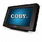 "Alternate view 1 for Coby PMP7040 Portable 7"" Blk Media Player (Refurb)"