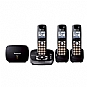 panasonic-kx-tg4053b-digital-cordless-phone---dect-6.0-2-extra-handsets-and-bases-range-extender-60-channels-answering-system-talking-caller-id