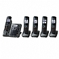 Panasonic Link-to-Cell Cordless Phone System