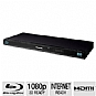 Alternate view 1 for Panasonic DMP-BDT110 3D Blu-ray Disc Player REFURB