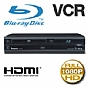 Alternate view 1 for Panasonic DMPBD70V  Blu-ray Player with VHS Combo