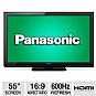 "Alternate view 1 for Panasonic TC-P55ST30 55"" 1080p 3D Plasma HDTV"