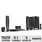 Alternate view 1 for Panasonic SCBTT370 3D BluRay Home Theater System