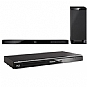 Alternate view 1 for Panasonic SCHTB20 Soundbar &amp; DMPBD87 BluRay Player