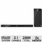 Alternate view 1 for Panasonic SC-HTB20 Home Theater Soundbar Speaker