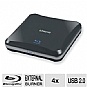 Alternate view 1 for Polaroid BD162 External Black Blu-Ray Drive