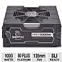 Alternate view 1 for XFX Pro P11000BELX 1000W Limited Black Edition Ful