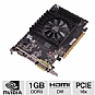 Alternate view 1 for XFX GeForce GT 430 1GB DDR3 PCIe, DVI/HDMI/VGA