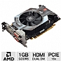 Alternate view 1 for XFX Radeon HD 6770 1GB GDDR5 Dual DVI Eyefinity