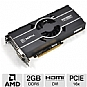 Alternate view 1 for XFX Radeon HD 6950 2GB DDR5 PCIe 2.1 CrossFireX 