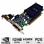 PNY VCGG2101D3XPB GeForce 210 Video Card - 1024MB, DDR3, PCI-Express 2.0 (x16), 1x DVI-I, 1x VGA, 1x HDMI, DirectX 10.1, Single-Slot , Low Profile