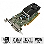 Alternate view 1 for PNY Quadro 400 512MB DDR3 Workstation Graphics