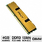 Alternate view 1 for PNY Optima 4GB DDR3 Desktop Memory Module REFURB