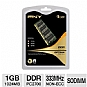 Alternate view 1 for PNY 1024MB PC2700 SODIMM Laptop Memory