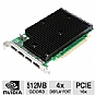 Alternate view 1 for PNY Quadro NVS 450 Workstation Video Card