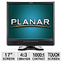 "Alternate view 1 for Planar PJT175R 17"" Class Touchscreen Monitor"