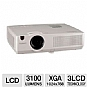Alternate view 1 for Planar PR3022 XGA 3LCD Projector