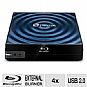 Alternate view 1 for Plextor PX-B120U 4X External Blu Ray Disc Player
