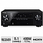 Alternate view 1 for Pioneer VSX-822-K 5.1 Channel 3D A/V Receiver