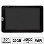 "Alternate view 1 for Toshiba Thrive 10"" 32GB Android Tablet"