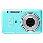"Pentax S1 15936 Optio Digital Camera - 14 MegaPixels, 5x Optical Zoom, 6.7x Digital Zoom, 2.7"" LCD, CCD Sensor, USB, Green"