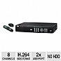 Alternate view 1 for Q-see QS408 Network Security DVR 