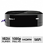 Roku 2 XD Network Media Player - 1080p, HDMI, Built-in WiFi, Bluetooth, Streaming Services, MicroSD Card Slot, Remote