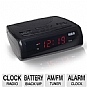 Alternate view 1 for RCA RC100 AM/FM Clock Radio