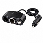 Alternate view 1 for Raygo 2 Port Auto Power Adapter w/ 2x USB Ports