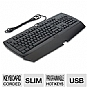 Alternate view 1 for Razer Arctosa Gaming Keyboard - Black Edition