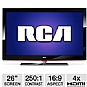 "Alternate view 1 for RCA 26"" Class LCD HDTV"