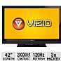 "Alternate view 1 for Vizio 42"" Class LCD 3D HDTV"