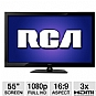 "Alternate view 1 for RCA 55LA55R120Q 55"" 1080p 120Hz LCD HDTV Refurb"