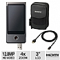 Sony MHSTS10/B Bloggie Touch Camcorder and Sony Softcase and Mini HDMI Cable KIT - 3.0 LCD, 4GB, HD Video, CMOS Sensor, Black (Refurbished)