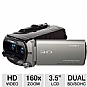 Alternate view 1 for Sony 64GB Full HD 3D Camcorder