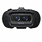 Sony DEV3 Digital Recording Binoculars - Full HD 1080p, 10X Seamless Zoom, Autofocus, 3D Viewing, Microphone, Memory Stick, SD, Black (Refurbished)