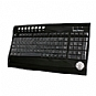 Seal Shield Silver Surf S103W Multimedia Wireless Keyboard - Dishwasher Safe, 13 Programmable Hot Keys, Plug n� Play  (Refurbished)