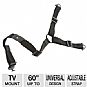 Sanus ELM701-B1 Flat Panel Anti-Tip Strap - Supports up to 60&quot; TVs