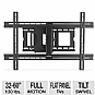Alternate view 1 for Sanus Vuepoint F180 Full-Motion TV Wall Mount