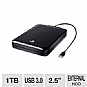 Alternate view 1 for Seagate 1TB FreeAgent GoFlex USB 3.0 Portable HD