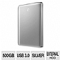 Alternate view 1 for Seagate 500GB USB 3.0 FreeAgent GoFlex Hard Drive