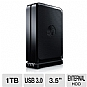 Alternate view 1 for Seagate 1TB FreeAgent� GoFlex� Desk USB 3.0 HD Kit