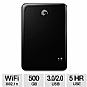 Alternate view 1 for Seagate GoFlex Wireless 500GB WiFi HDD USB 3.0