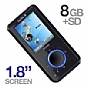 Alternate view 1 for Sandisk Sansa e280 8GB MP3/MP4 Player - Refurb