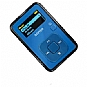 SanDisk Sansa Clip PLUS SDMX18R-004GB-A57 MP3 Player - 4GB, Blue, MicroSD Slot, FM Tuner, (Refurbished)